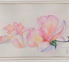Rose I by Nora Mackin