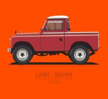 Land Rover Series 3 SWB Pickup Kids Clothes