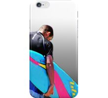 Heading for the Surf iPhone Case/Skin