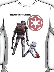 Troop in training  T-Shirt