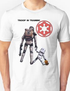 Troop in training  T-Shirt