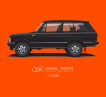 Range Rover Classic 3door CSK Limited Kids Clothes
