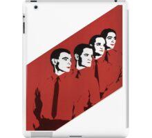 Kraftwerk Man Machine T-Shirt iPad Case/Skin