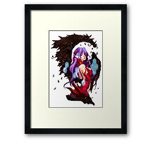 Morgana fan art Framed Print