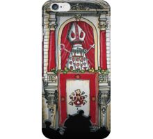 Dalek Pope XVII iPhone Case/Skin