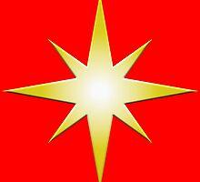 Cosmic Star by kerchow