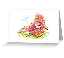 Lulu fan art Greeting Card