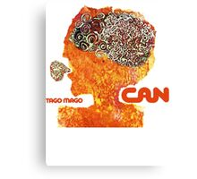Can Tago Mago T-Shirt Canvas Print
