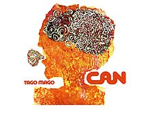 Can Tago Mago T-Shirt Photographic Print