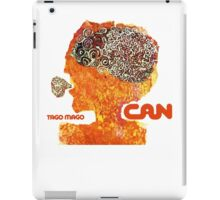 Can Tago Mago T-Shirt iPad Case/Skin