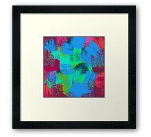 Hedge Framed Print