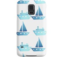 Boats Samsung Galaxy Case/Skin