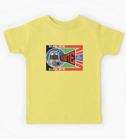 Dalek Deconstructivism Kids Clothes
