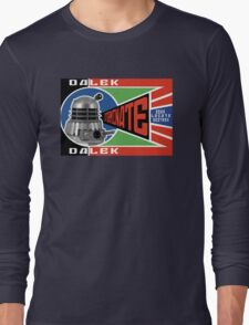 Dalek Deconstructivism Long Sleeve T-Shirt