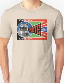 Dalek Deconstructivism Unisex T-Shirt