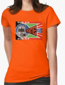 Dalek Deconstructivism Womens Fitted T-Shirt