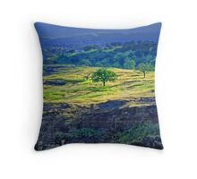 Sierra Madres Throw Pillow