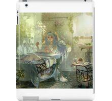 Sona vintage fan art iPad Case/Skin