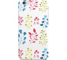 Branch pattern iPhone Case/Skin