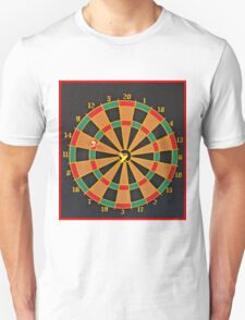 Darts Anyone? Unisex T-Shirt