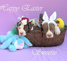 Happy Easter by Ginny York