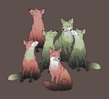 Sleeping foxes One Piece - Short Sleeve