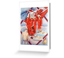 The Commonwealth Games Greeting Card