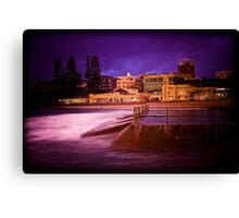 South Cronulla 3 Canvas Print