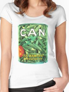 Can Ege Bamyasi T-Shirt Women's Fitted Scoop T-Shirt