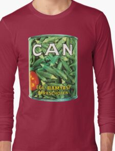 Can Ege Bamyasi T-Shirt Long Sleeve T-Shirt