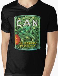 Can Ege Bamyasi T-Shirt Mens V-Neck T-Shirt