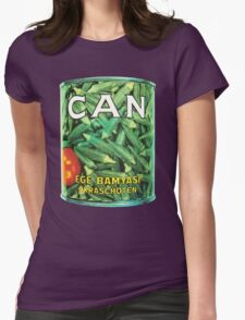 Can Ege Bamyasi T-Shirt Womens Fitted T-Shirt