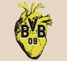 Borussia Heart by PollaDorada