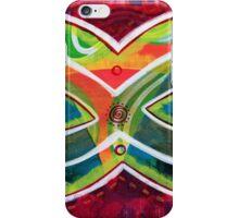 Follow Your Inner Light: Inner Power Painting iPhone Case/Skin