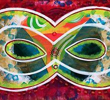 Follow Your Inner Light: Inner Power Painting by mellierosetest