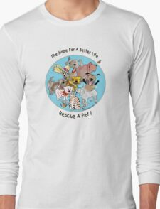The Hope For A Better Life T-Shirt