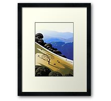 The Dead Tree Framed Print