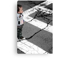 Casual Observer Canvas Print