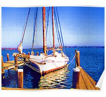 Ready to Sail Poster
