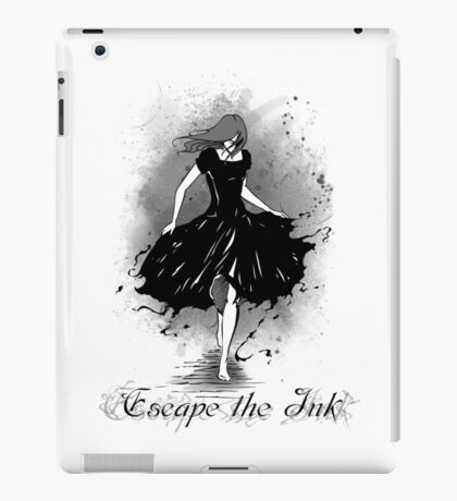 Escape the Ink iPad Case/Skin