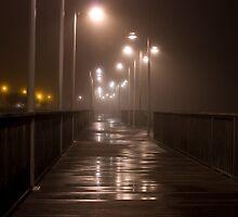 Damp Riverwalk by steini