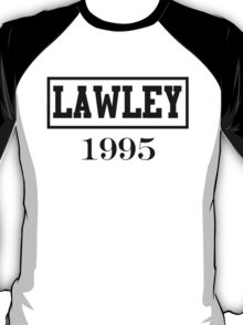 O2L LAWLEY 1995 T-Shirt