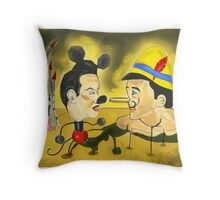 Disney Characters Throw Pillow