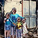 kids on the wall by Jeffery cuLp