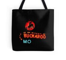 Buckaroo Motel Sign, Tucumcari, New Mexico Tote Bag