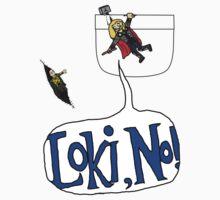 Loki, No - Thor by Grainwavez