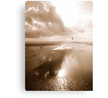 Sun & Sand Canvas Print