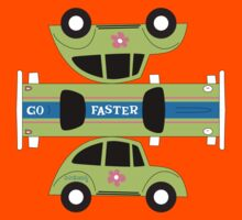 Go Faster! Kids Clothes