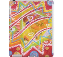 Glitter Candy for the Soul: Inner Power Paintings iPad Case/Skin