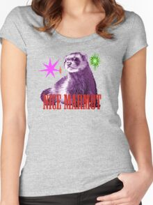 NIce Marmot Women's Fitted Scoop T-Shirt